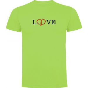 T-shirts Kruskis Love - Light Green - Taille M