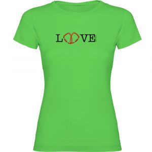 T-shirts Kruskis Love - Light Green - Taille S