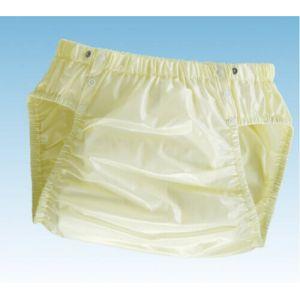 Culotte plastique ouvrante coupe taille basse