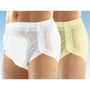 Culotte plastique ouvrante réglable aux cuisses