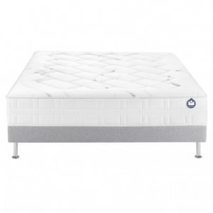 Ensemble Matelas Bultex I-NOVO 9400 Sommier Medium Morphologique 130x190