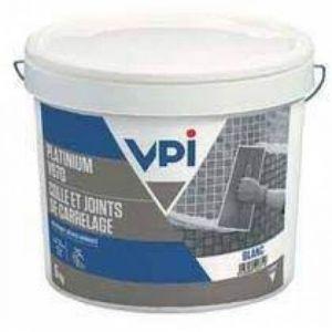 Mortier Platinium Acier 5 Kg carrelage - VPI - VPI