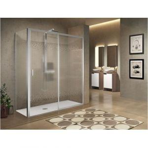 porte douche largeur 110 cm comparer 42 offres. Black Bedroom Furniture Sets. Home Design Ideas
