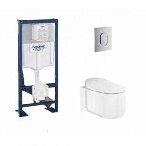 Pack WC suspendu Japonais SENSIA GROHE - GROHE