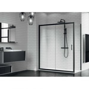 porte de douche coulissante 150 comparer 109 offres. Black Bedroom Furniture Sets. Home Design Ideas