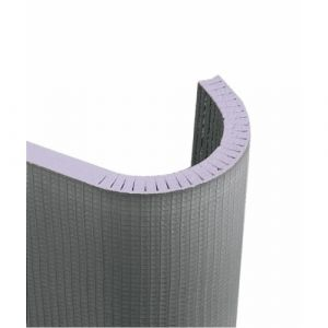 Panneau à carreler cintrable à fentes longitudinales JACKOBOARD Flexo 50mm - JACKON
