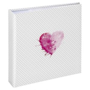 Hama Lazise pink à pochettes 200 ph. 10x15 Mariage       2362