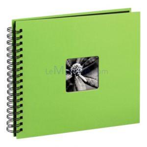 Hama  Fine Art  spirales   kiwi 28x24 50 pages noires     113682