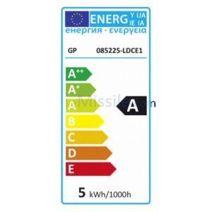 GP Lighting Filament E27      5W Spirales/Tube  745GPT45085225CE1