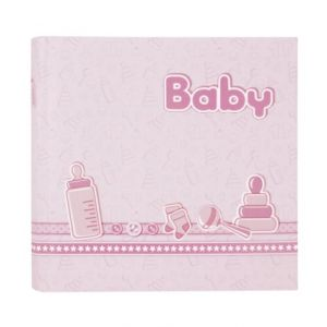 ZEP Bebe pink              24x24 20 pages                 BE2420P