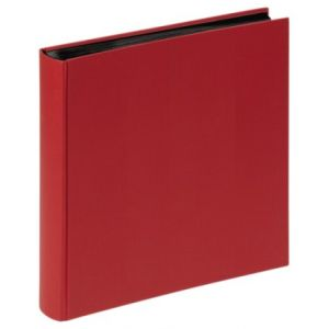 Walther Fun rouge          30x30 100 pages noires          FA308R