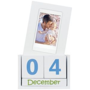 Fujifilm Instax Cube Mini calendrier perpétuel 70100136029