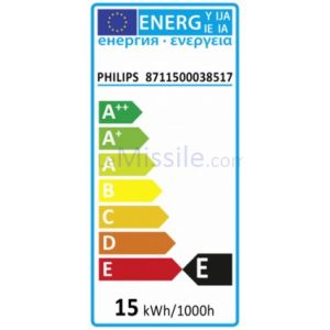 Philips Lampe pour frigo T25 E14 15W