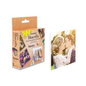 1x5 Fujifilm SHACOLLA BOX SQUARE 10 2x10 2 Instax     70100135752