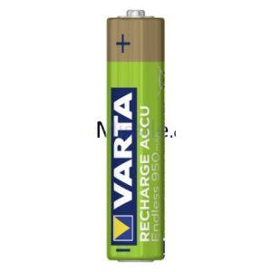 1x4 Varta RECHARGE ACCU Endless 950 mAH AAA Micro NiMH