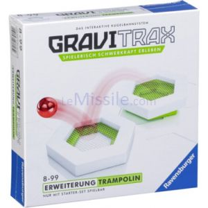 Ravensburger GraviTrax Kit d'extension trampoline