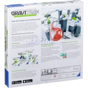 Ravensburger GraviTrax Kit d'extension ascenseur