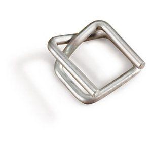Boucle en acier autobloquante 25 mm