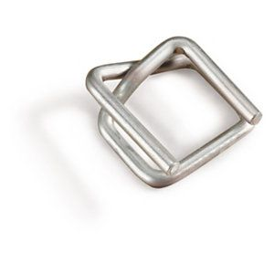 Boucle en acier autobloquante 19 mm