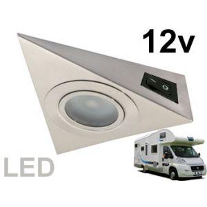 spot led 12v camping car comparer 5 offres. Black Bedroom Furniture Sets. Home Design Ideas