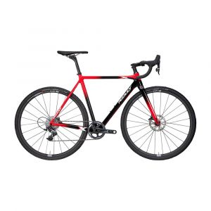Ridley X-night Disc Carbon Sram Rival 1 Hd 2020 XS Smokey Black / Red - Smokey Black / Red - Taille XS