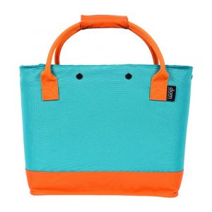 Sacoches Dom T-basket Hookii 20l - Blue / Orange - Taille One Size