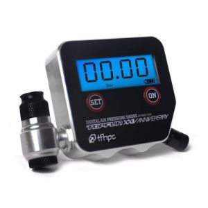 Tfhpc 25th Aniversary Digital Air Pressure Gauge One Size Black - Black - Taille One Size