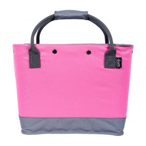 Sacoches Dom T-basket Hookii 20l - Pink / Grey - Taille One Size