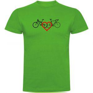 Kruskis Love XL Green - Green - Taille XL