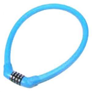 Antivols Rymebikes Boxer - Blue - Taille 18 mm x 70 cm