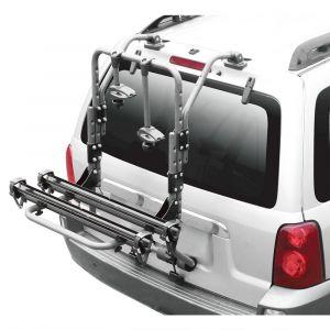Porte-vélos Bnb-rack Aluminium Platform With Spoiler - Black - Taille 2 Vélos