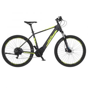 Fischer Bikes Montis 5.0i S2 One Size Grey / Yellow - Grey / Yellow - Taille One Size