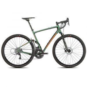 Niner Mcr Rdo 3 Star 59 Black / Green / Orange - Black / Green / Orange - Taille 59