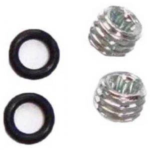 Formula R1 Master Cylinder Bleeding Screw Kit One Size Steel / Black - Steel / Black - Taille One Size