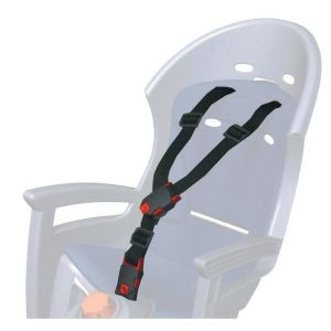 Accessoires Hamax Safety Belt Smiley/siesta - Black - Taille One Size