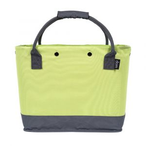 Sacoches Dom T-basket Hookii 20l - Green / Grey - Taille One Size