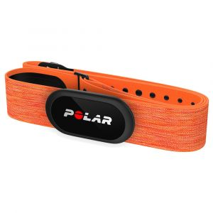 Capteurs Polar H10 Heart Rate Sensor M-XXL Orange - Orange - Taille M-XXL
