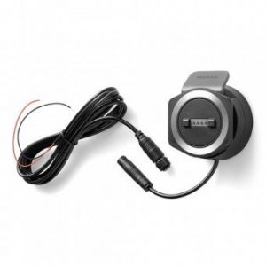 Accessoires pour GPS Support Alimente et Cable TomTom Rider 40 - Rider 400 - Rider 410 - Ride