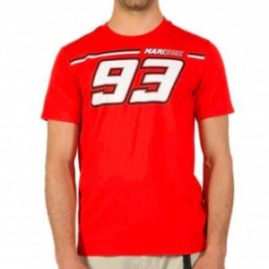 T-Shirts Marquez 93 Tee Red