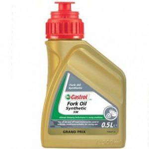 Huile de de fourche Synthetic Fork Oil 5W 500 ml