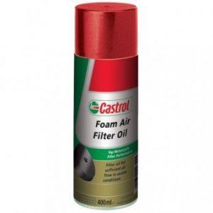 Sprays d'entretien Foam Air Filter Oil 400 ml