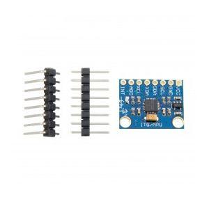 Capteur accéléromètre 3 axes + gyroscope 3 axes (compatible Arduino)