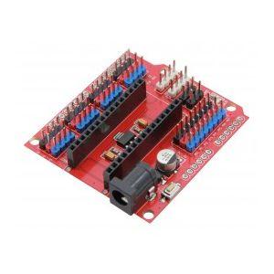 Shield d'extension pour la carte NANO R3 compatible Arduino