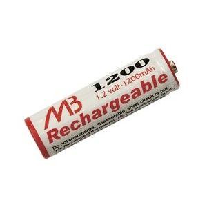 ACCUMULATEUR RECHARGEABLE 1200 MAH