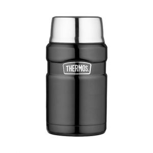 Porte aliment isotherme 71cl gris - King - Thermos