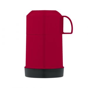 Porte aliment isotherme 22cl rouge - Nice - Thermos