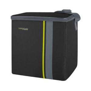 Sac isotherme 15L noir et lime - Neo - Thermos
