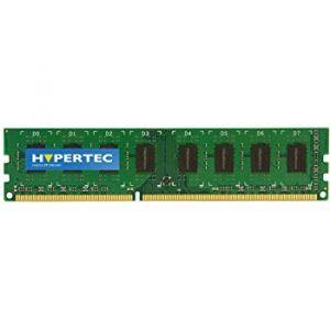 Barrette mémoire RAM Hypertech DIMM DDR3 PC3-10600U - 4 Go 1333 MHz - AT025AA-HY/CS