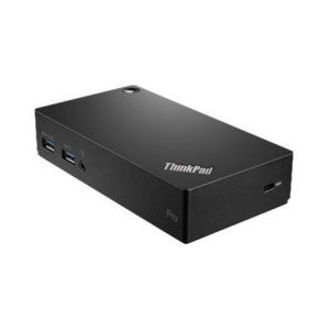 Station d'accueil Lenovo ThinkPad USB 3.0 Pro Dock - 40A7 + Chargeur