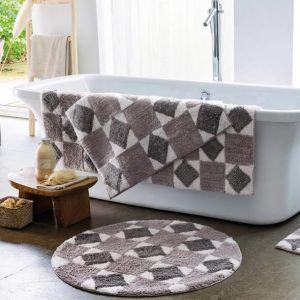 tapis de bain demi lune comparer 43 offres. Black Bedroom Furniture Sets. Home Design Ideas